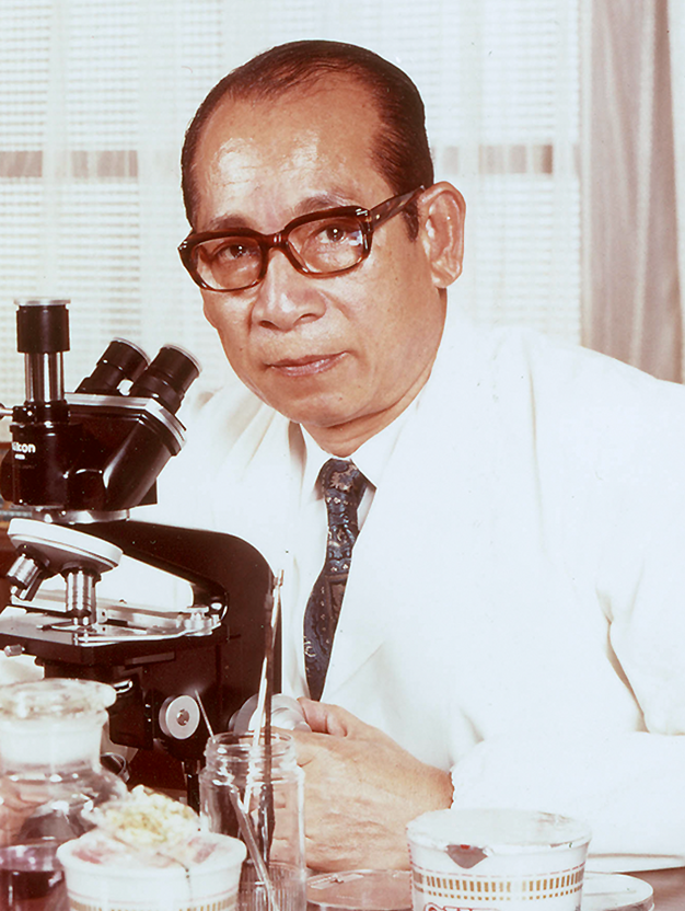 Momofuku Ando