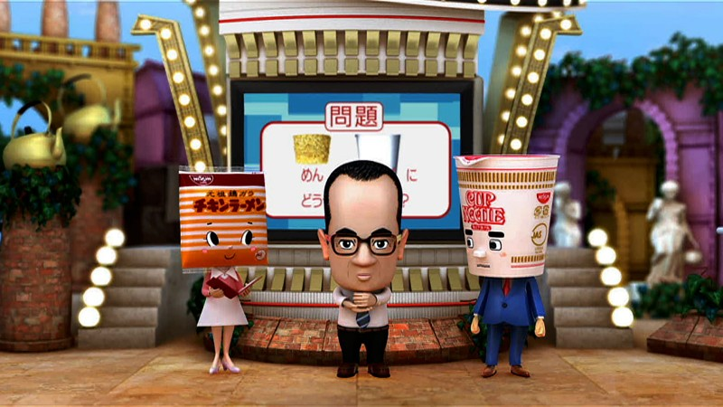 「MOMOFUKU TV」と題した架空のテレビ局の番組という設定ですので、お子さまにも楽しくわかりやすい内容です。