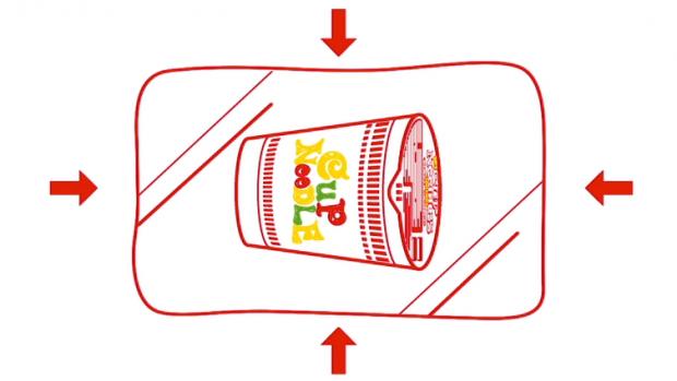 熱收縮膜包裝。